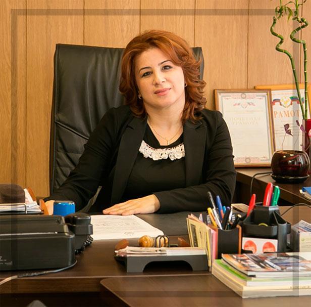 Сатабаева Арифа Ильмутдиновна